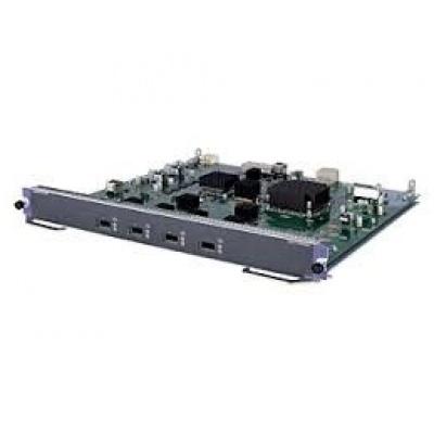 HPE 7500 4-port 10GbE XFP SD Module