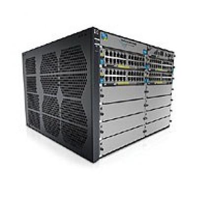 HP E5412-92G-PoE+/4G-SFP v2 zl Switch with Premium Software