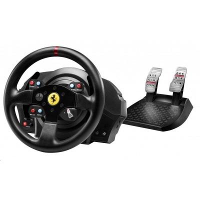 Thrustmaster Sada volantu a pedálů T300 Ferrari GTE pro PC, PS4 a PS3 (4160609)