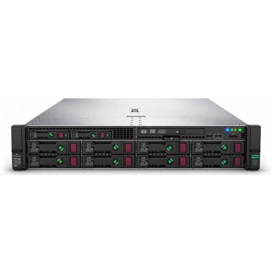 HPE PL DL380g10 3204 (1.9G/6C/8M/2133) 16G S100i SATA 8-16LFF 1x500W EIR 366FLR NBD333 2U