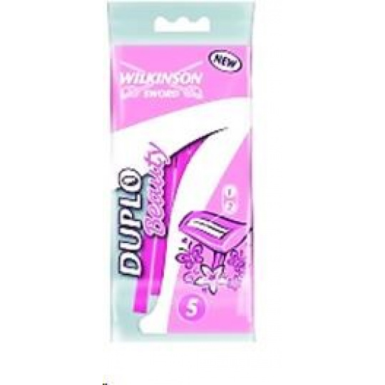 Wilkinson Duplo Beauty 5 ks