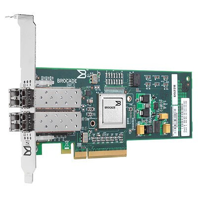 HP FCA StorageWorks 42B Dual Channel 4Gb PCI-e Fibre Channel Host Bus Adapter