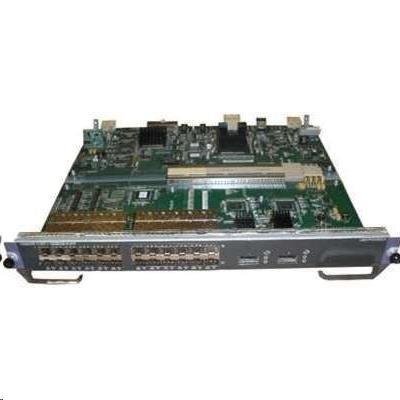 HPE 7500 24p GbE SFP/2p 10GbE XFP Mod