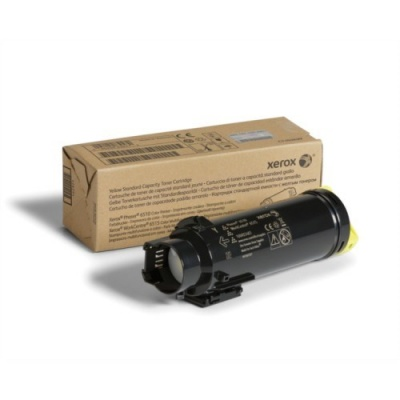 Xerox  Yellow Standard toner cartridge pro Phaser 6510 a WorkCentre 6515, (1,000 Pages) DMO
