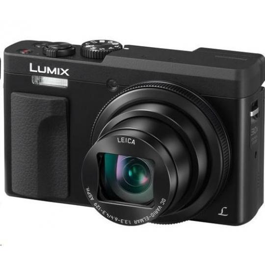 "Panasonic DC-TZ90 black (20 Mpx MOS, 30x zoom LEICA, 4K, 3"" LCD+LVF, Wi-Fi, RAW)"