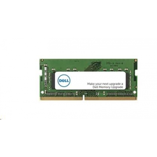 Dell Memory Upgrade - 32GB - 2RX8 DDR4 SODIMM 3200MHz