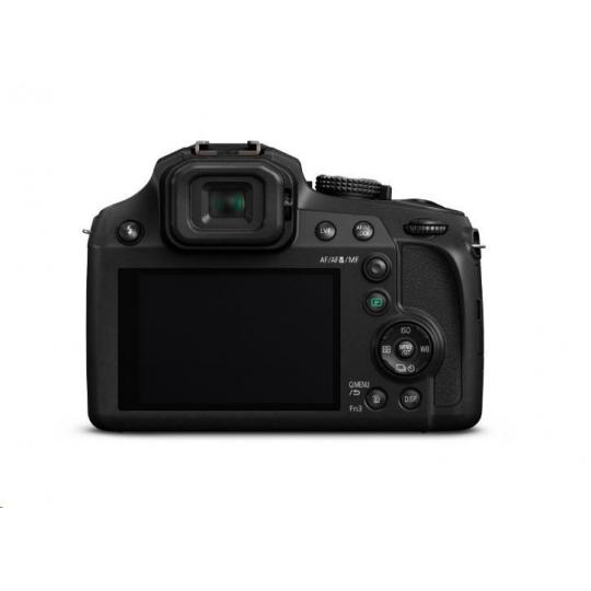 "Panasonic DC-FZ82 (18 Mpx, 60x wide zoom, 4K, 3"" t.LCD + EVF, černý)"