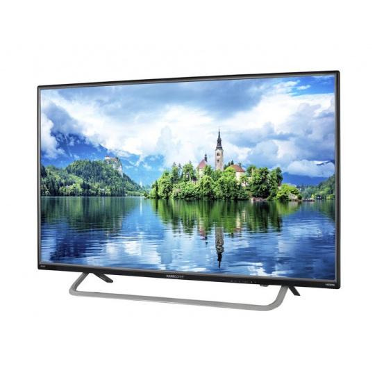 "HANNspree MT LCD HL407UPB 40"" 1920x1080, 16:9, 260cd/m2, 5000:1 / 5M:1, 8,5 ms"