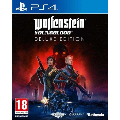 PS4 hra WOLFENSTEIN YOUNGBLOOD DELUXE EDITION