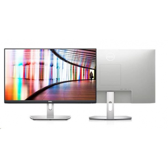 "DELL LCD S2721H 27"" IPS LED/1920x1080/1000:1/4ms/300cd/2xHDMI/Repro/VESA/3YNBD"
