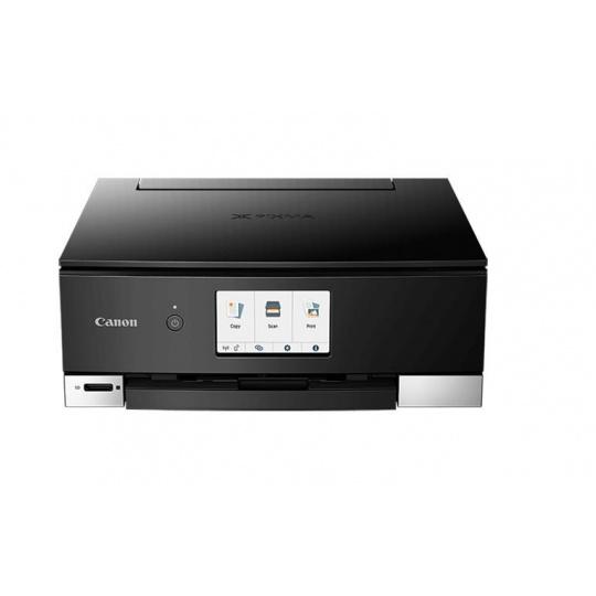 Canon PIXMA Tiskárna TS8350 black - barevná, MF (tisk,kopírka,sken,cloud), duplex, USB,Wi-Fi,Bluetooth