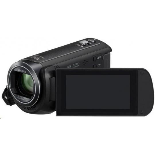 "Panasonic HC-V380 (Full HD kamera, 1MOS, 50x zoom od 28mm, 3"" LCD, Wi-Fi)"