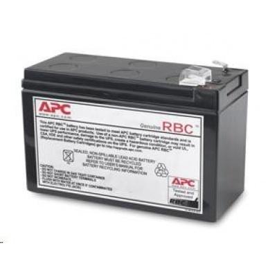 APC Replacement Battery Cartridge #110, BE550G, BX650LI, BX700, BR550GI, BE650G2