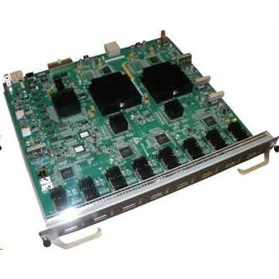 HPE 7500 8-port 10GbE XFP SD Module
