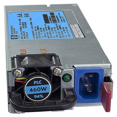 HP 460W Common Slot Gold Hot Plug Factory Integrated Power Supply Kit with Backplane 511777-001