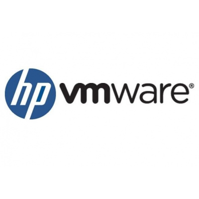HP SW VMware vSphere Standard for 1 CPU 1y 9x5 Support E-LTU