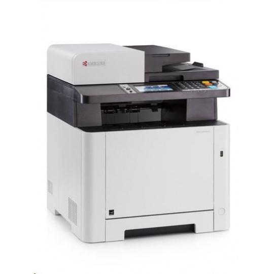 "KYOCERA ECOSYS M5526cdn - 26 A4/min. čb/far. A4 kopírka, skener, fax, duplex, 4,3"" touch, vč. tonerov"