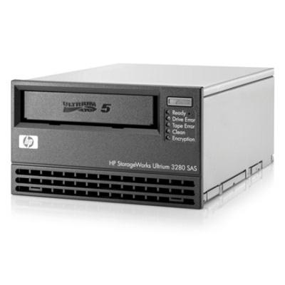 HP StorageWorks LTO5 Ultrium 3280 Internal SAS Tape Drive (1.5/3TB 1TB/hr FH)