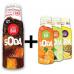 LIMO BAR - sirupy 3+1 - Tropic mix
