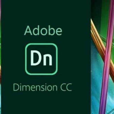 ADB Dimension CC MP EU EN ENTER LIC SUB New 1 User Lvl 1 1-9 Month