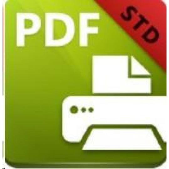 PDF-XChange Standard 9 - 3 uživatelé, 6 PC/M1Y