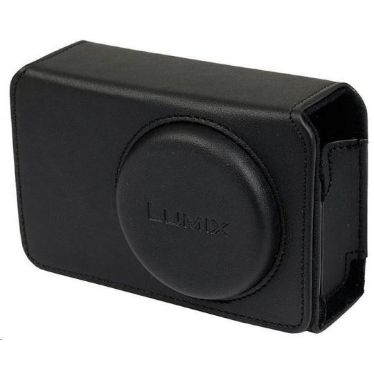 Panasonic DMW-PHS70KK kožené puzdro pro Lumix TZ