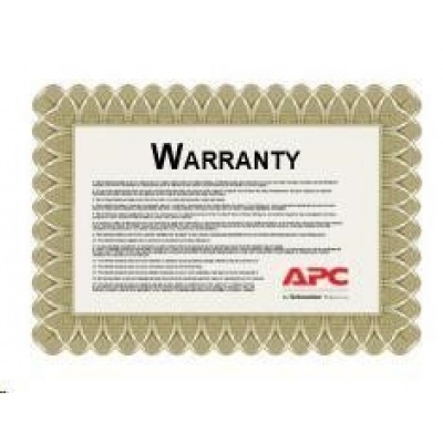 APC (1) Extended Warranty,31-49 kW Cmprss, Ax-03