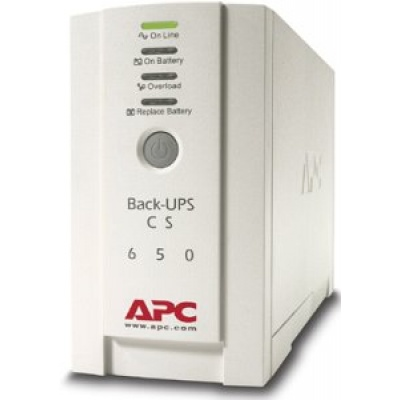 APC Back-UPS CS 650 USB/Serial 230V (400W)