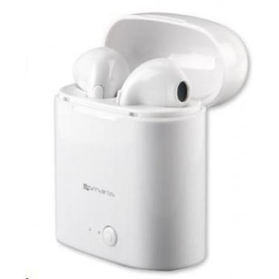 4smarts Bluetooth stereo sluchátka Eara TWS, bílá