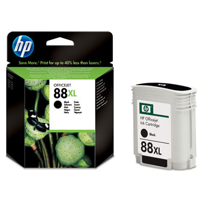 HP 88XL Black Ink Cart, 58,9 ml, C9396AE