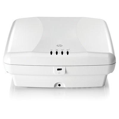 HP MSM466 Dual Radio 802.11n Access Point (WW)