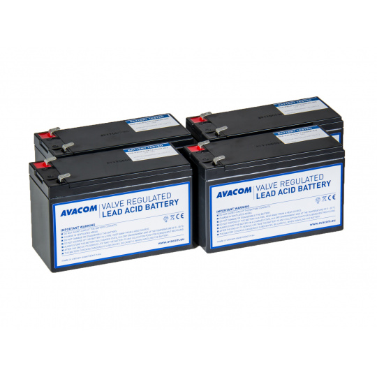 AVACOM bateriový kit pro renovaci UPS HP Compaq T2200 XR