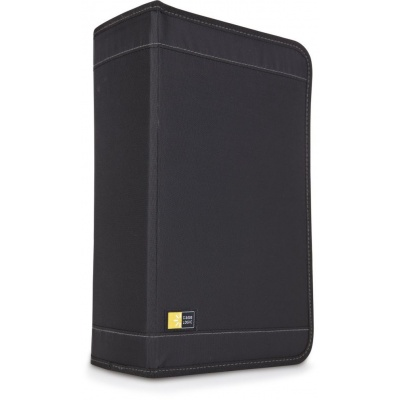 Case Logic pouzdro CDW128 pro CD / DVD, kapacita 136 disků, černá