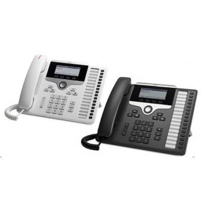 Cisco CP-7861-K9=, VoIP telefon, 16line, 2x10/100, displej, PoE