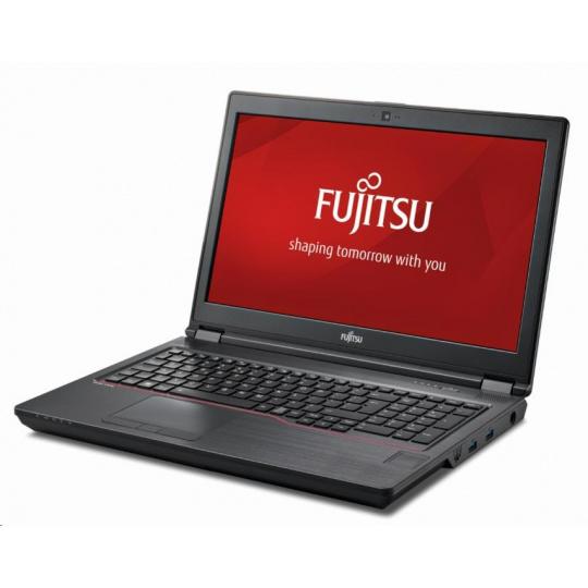 "FUJITSU NTB H7510 - 15.6"" 1920x1080 i7-10850H@5.1GHz 16GB 512M2 Quadro T1000-4GB VGA HDMI PS TPM  W10PRO"