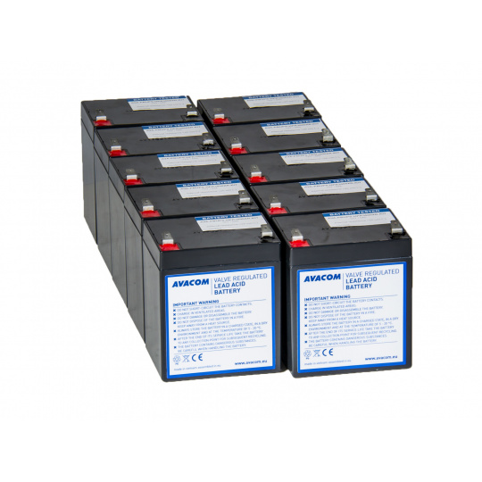 AVACOM bateriový kit pro renovaci UPS HP Compaq R3000 XR