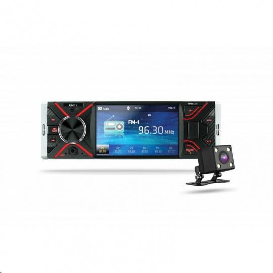 "XBLITZ 1DIN RF400 BT LCD 3 ""+ camera autorádio"