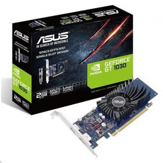 ASUS VGA NVIDIA GT1030-2G-BRK, GT 1030, 2GB GDDR5, 1xHDMI