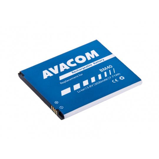 AVACOM baterie do mobilu pro Xiaomi MI2A Li-Ion 3,8V 2030mAh (náhrada BM40)