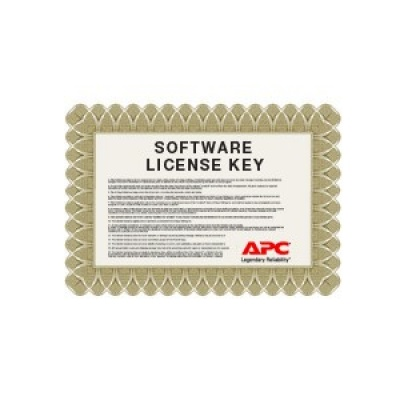 APC StruxureWare Central Virtual Machine Activation Key - Physical/Paper SKU