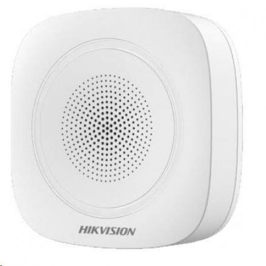 AX PRO Bezdrátová interní siréna, zvuková a světelná signalizace alarmu
