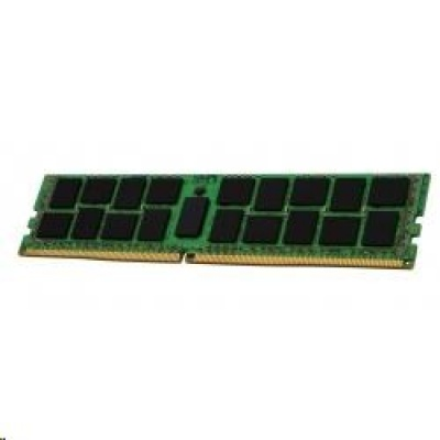16GB DDR4-2400MHz Reg ECC Single Rank Module, KINGSTON Brand  (KCS-UC424S/16G)